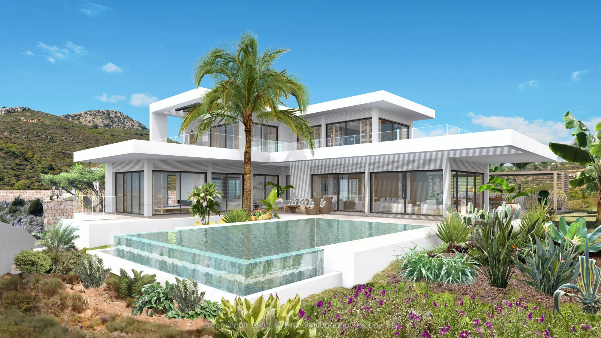 Villa for sale in Monte Mayor