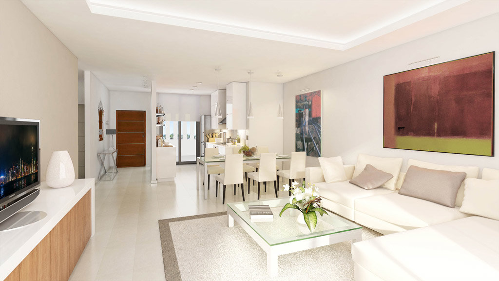 2 Bedroom, 2 Bathroom Apartment For Sale In New Golden Mile, Estepona