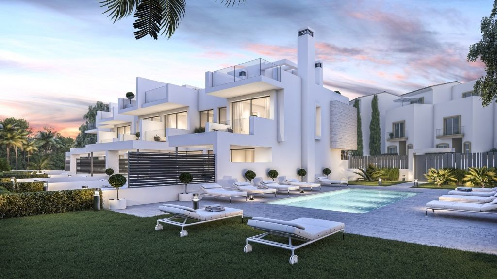 3-bed- townhouse for Sale in Estepona