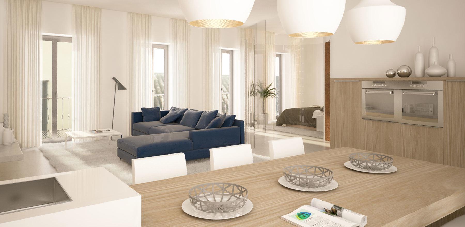 bathroom design center 3. 4 Bedroom, 3 Bathroom Penthouse For Sale In Malaga Center, Design Center P