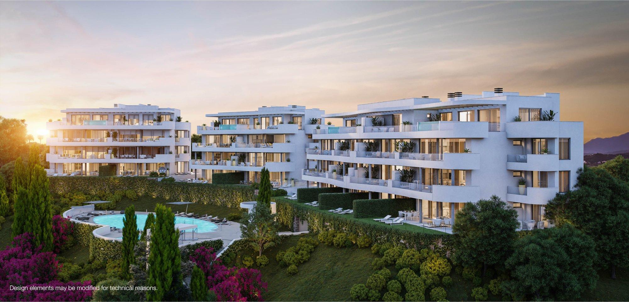 Apartment for sale in Benalmadena, Reserva del Higueron