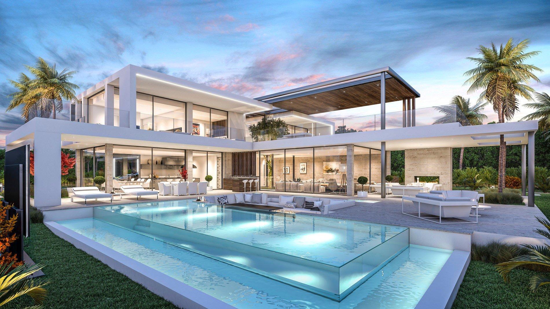5 Bedroom 6 Bathroom Villa For Sale In El Paraiso Estepona
