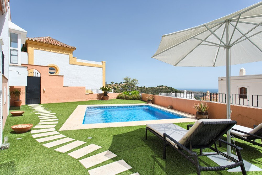 Townhouse for sale in Monte Mayor