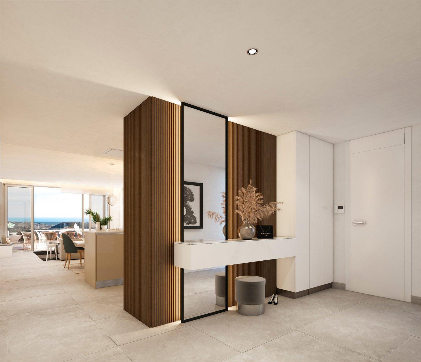 3 Room Apartment: 3 Bedroom, 3 Bathroom Apartment For Sale In La Cala De