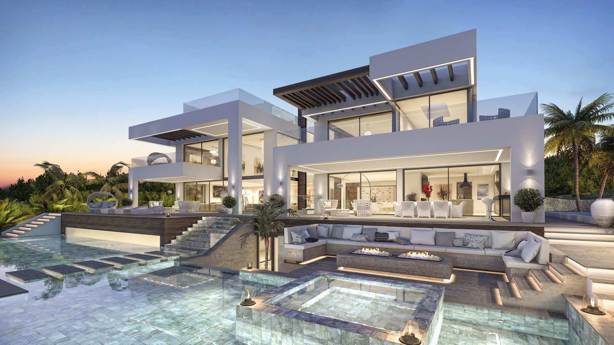 Luxury Villas Miami Beach For Sale