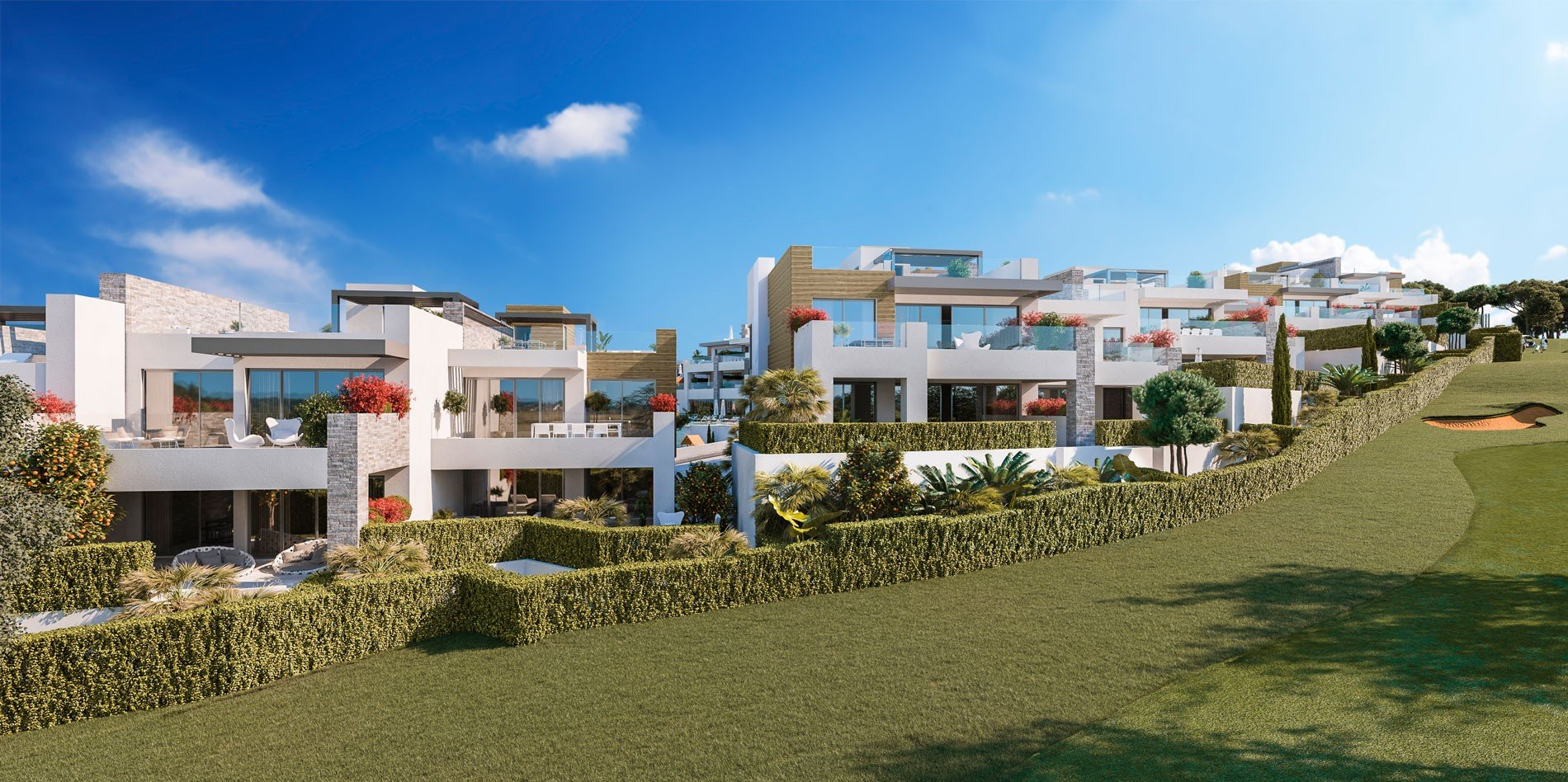 Apartment till salu i Marbella, Cabopino