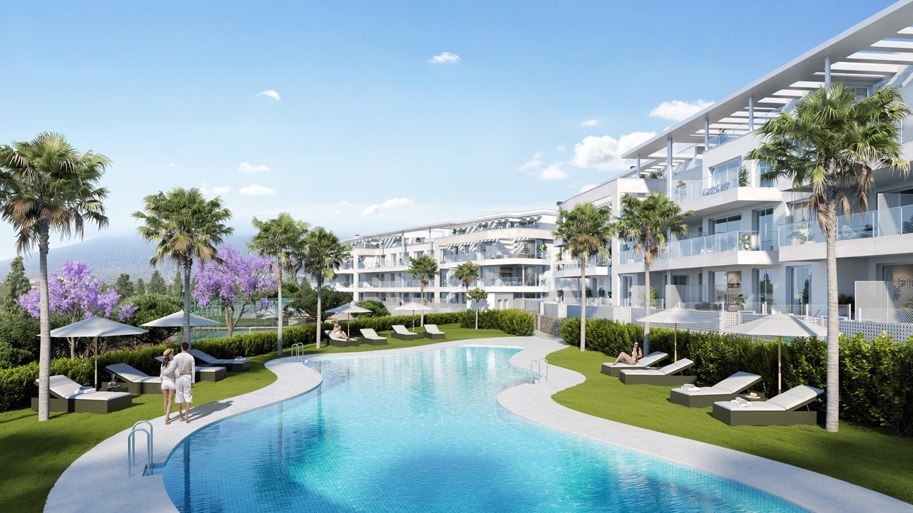 Apartment te koop in Mijas