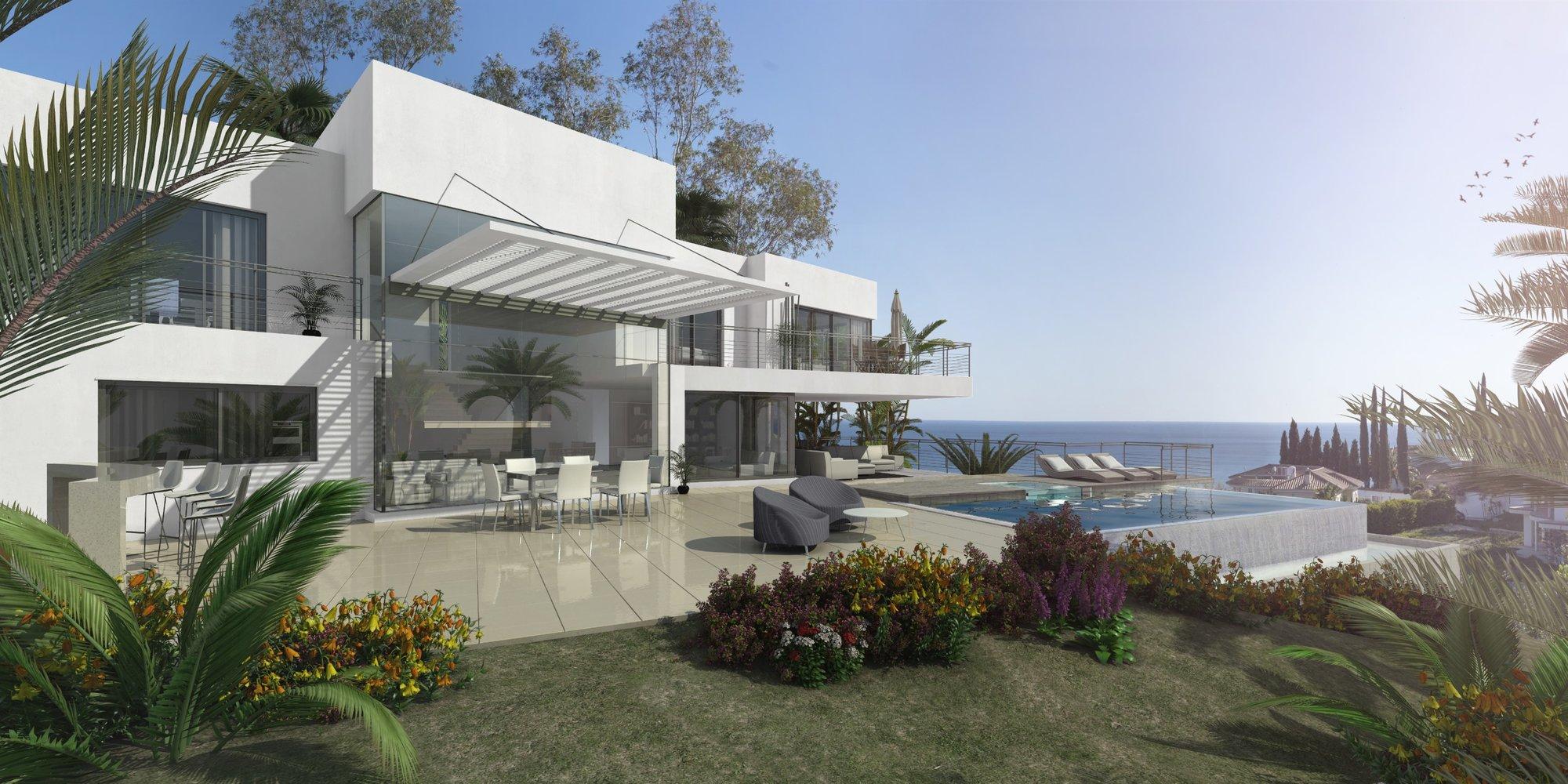 Villa te koop in Benalmadena
