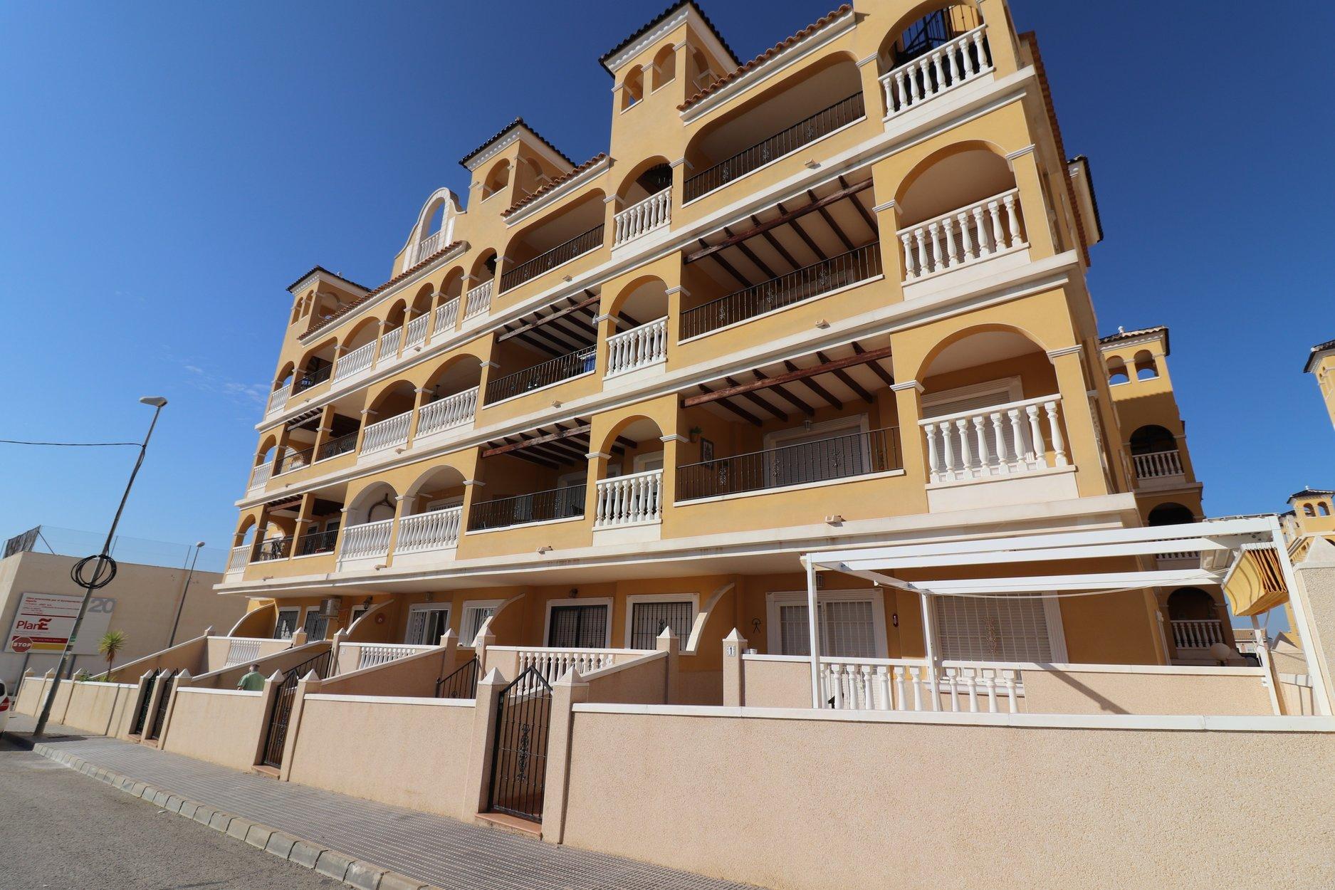 Apartment for sale in Algorfa - Costa Blanca