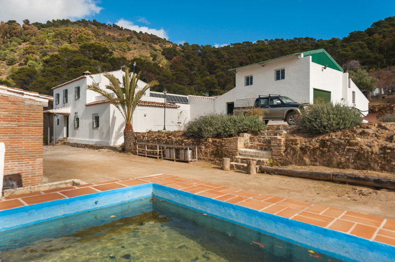 Country house for sale in Malaga