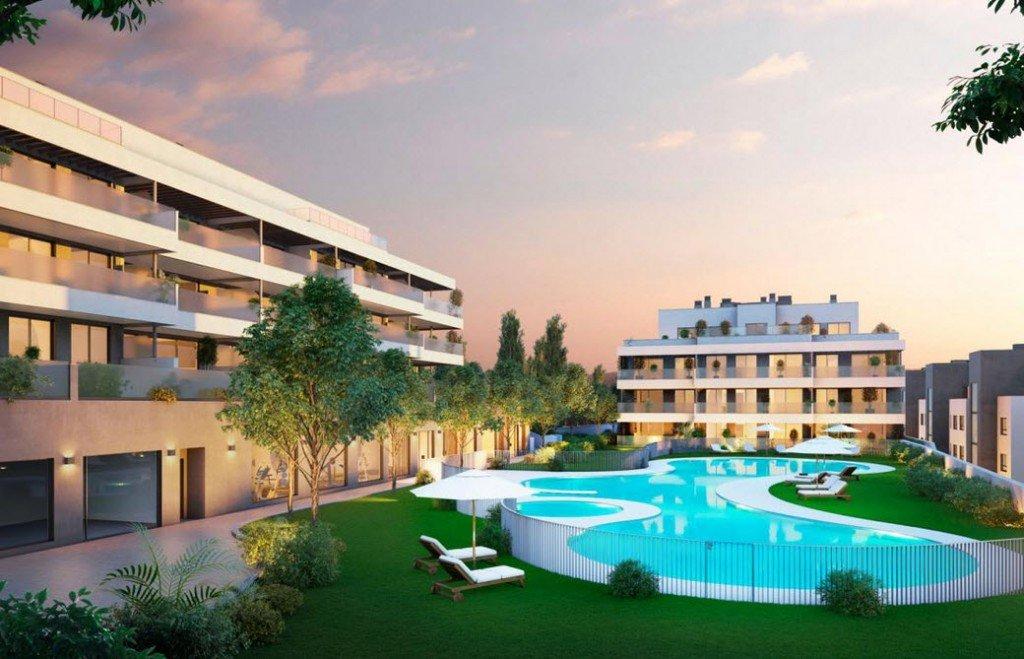 2-bed- apartment for Sale in La Cala de Mijas