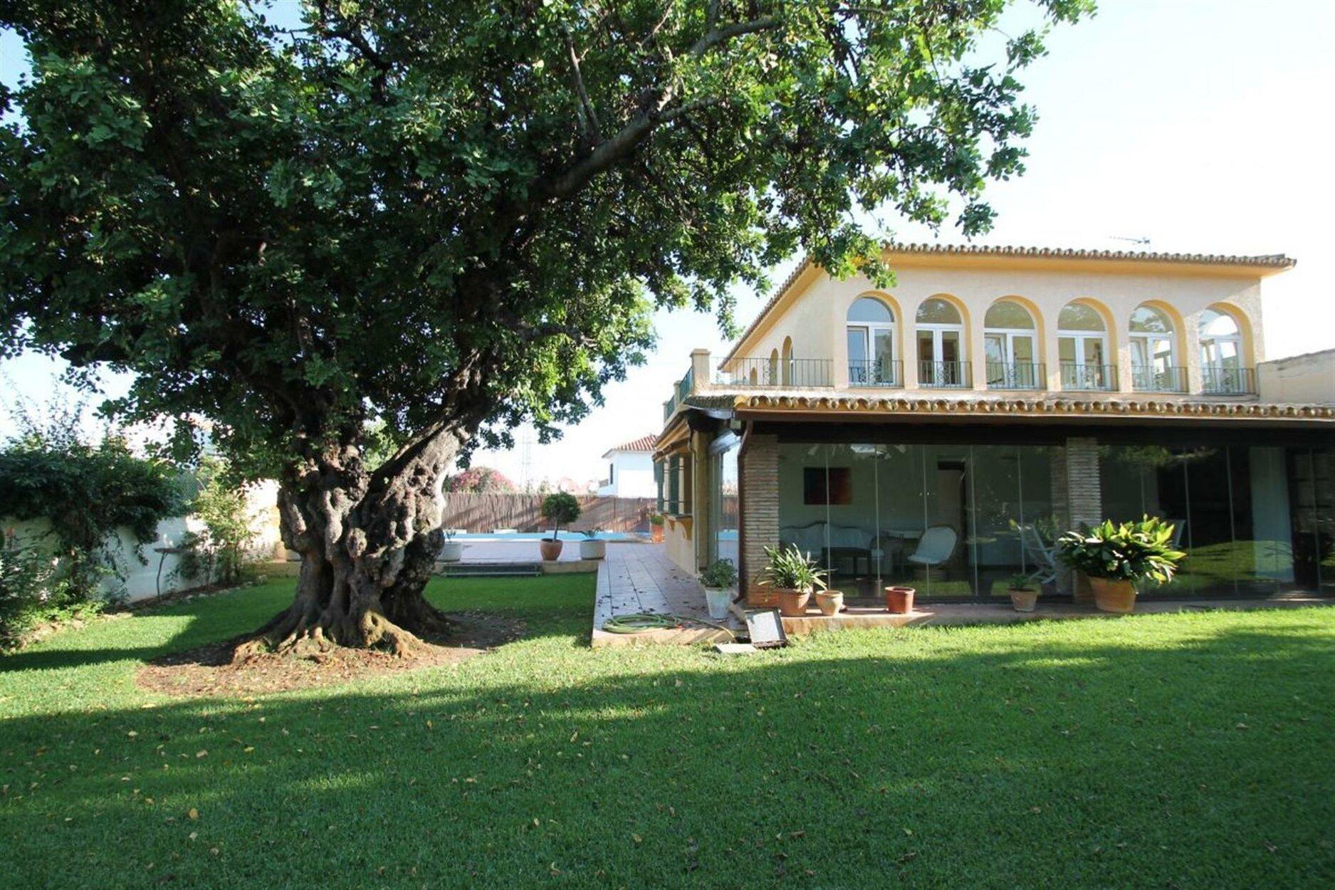 Villa att hyra i Marbella, El Mirador