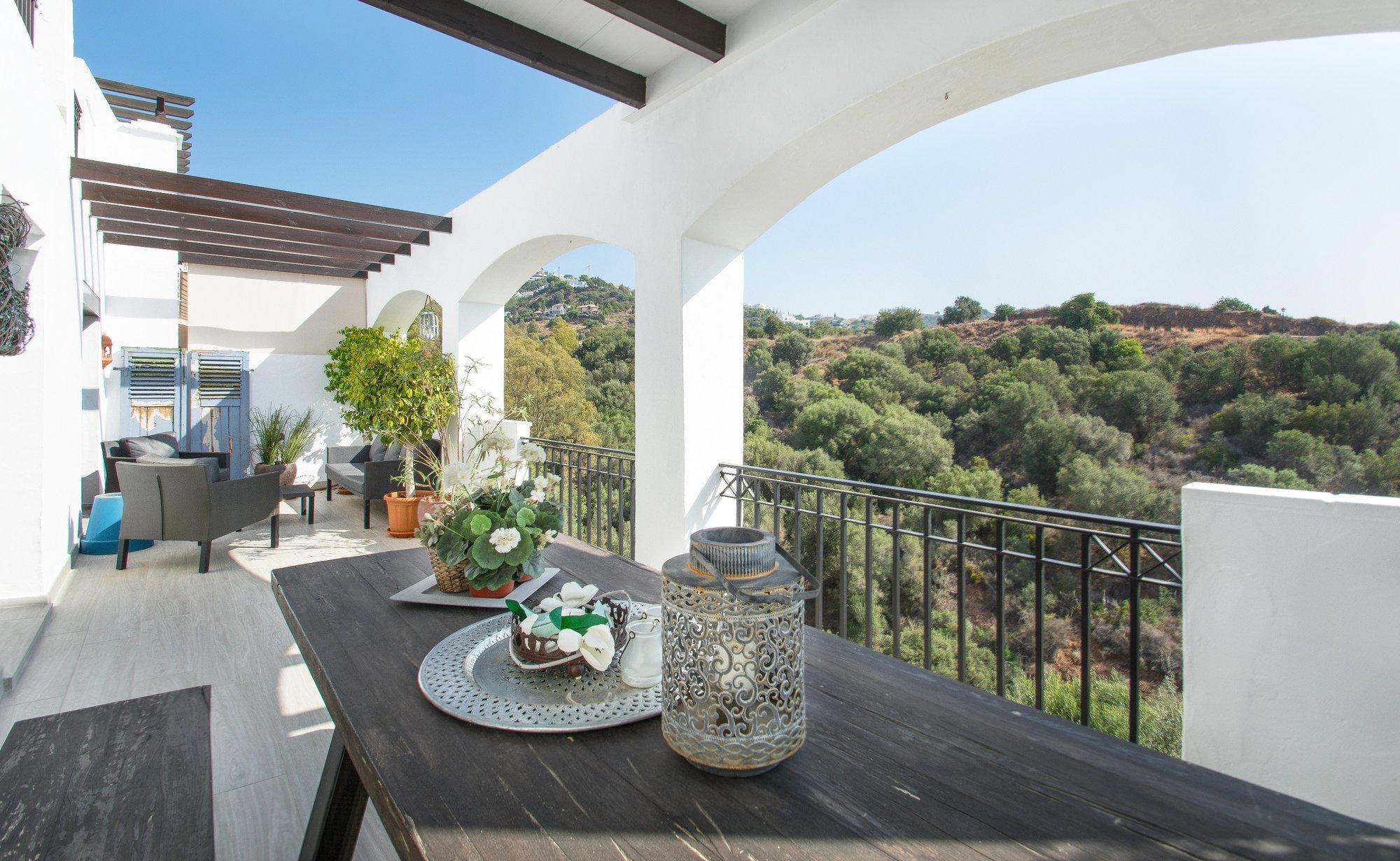 Apartment for sale in Marbella, Los Monteros