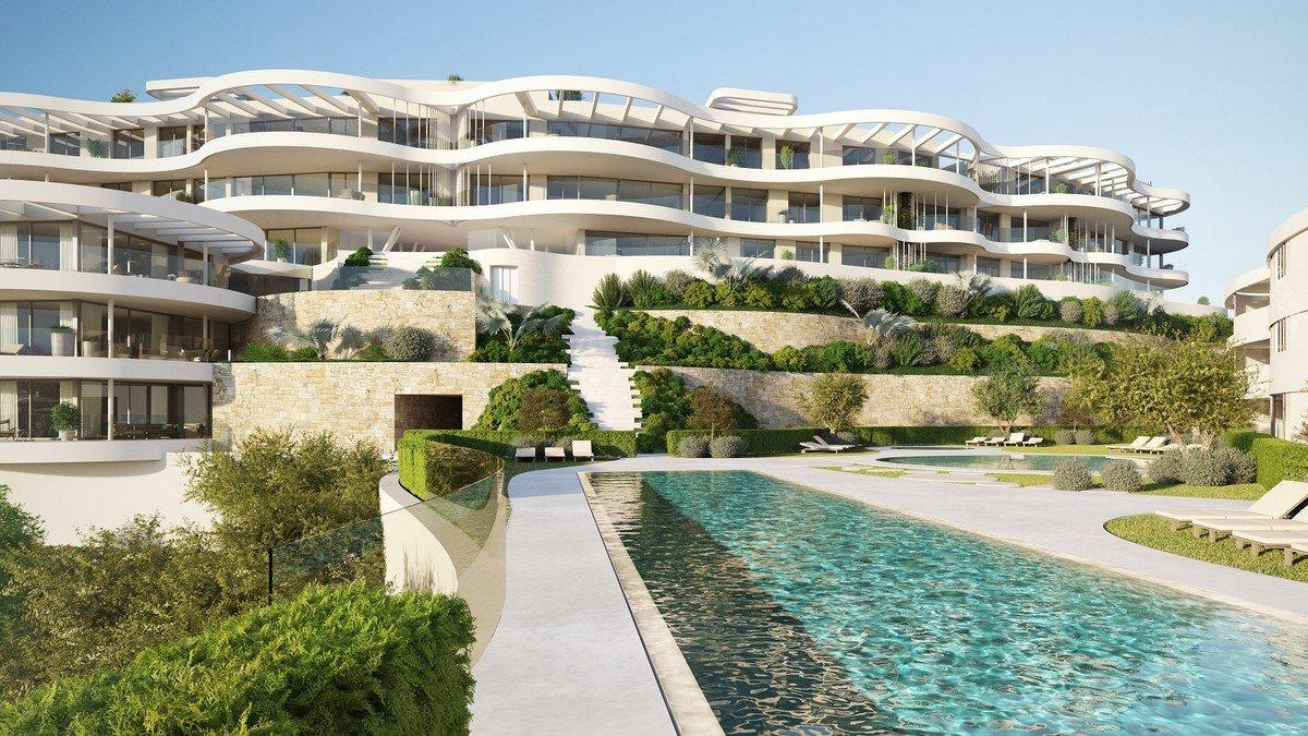 Penthouse te koop in Benahavis