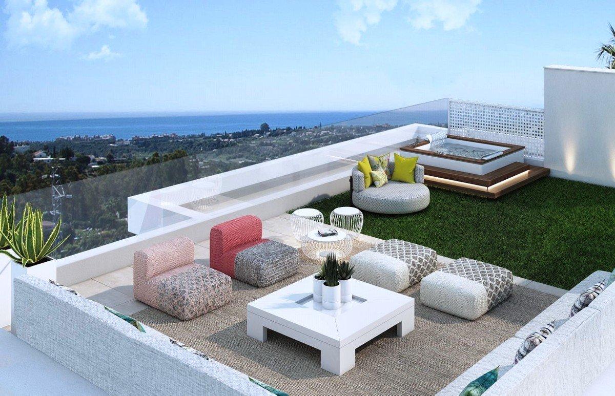 Villa for sale in Estepona, Cancelada