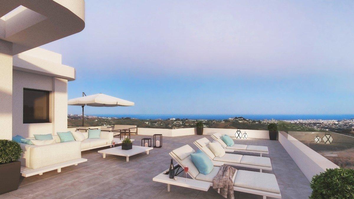 Penthouse till salu i Mijas, Mijas Golf