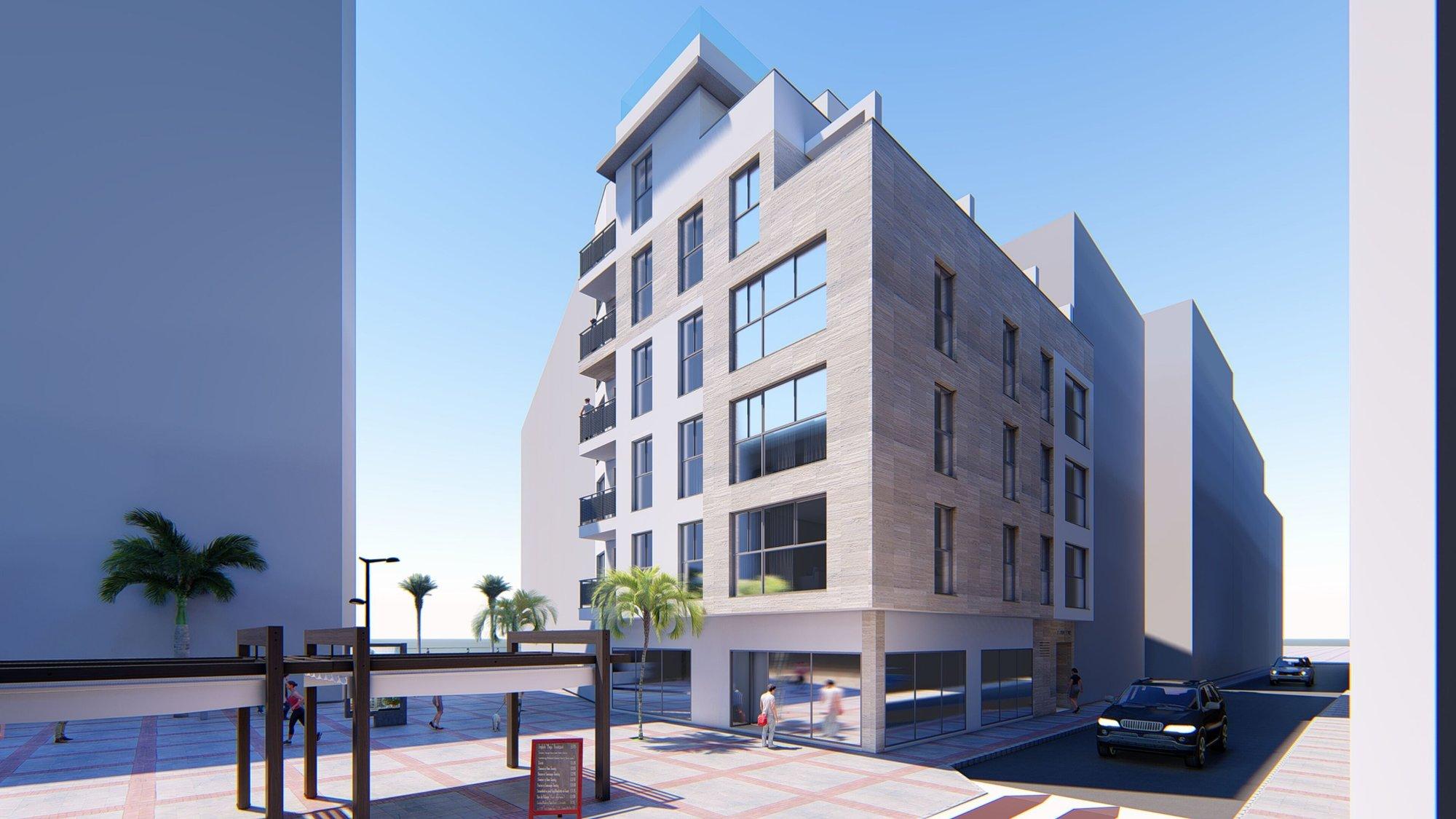 Penthouse till salu i Estepona, Estepona Town
