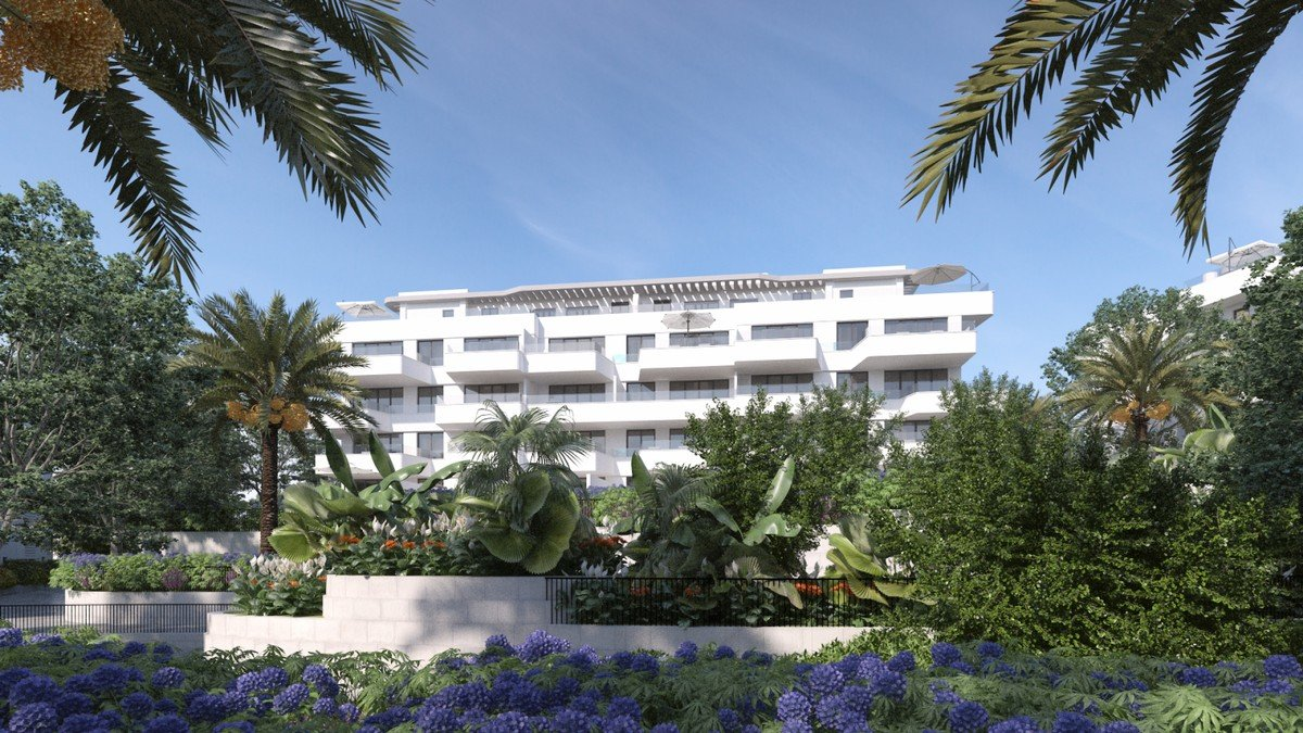 Apartment till salu i Mijas, Mijas Golf