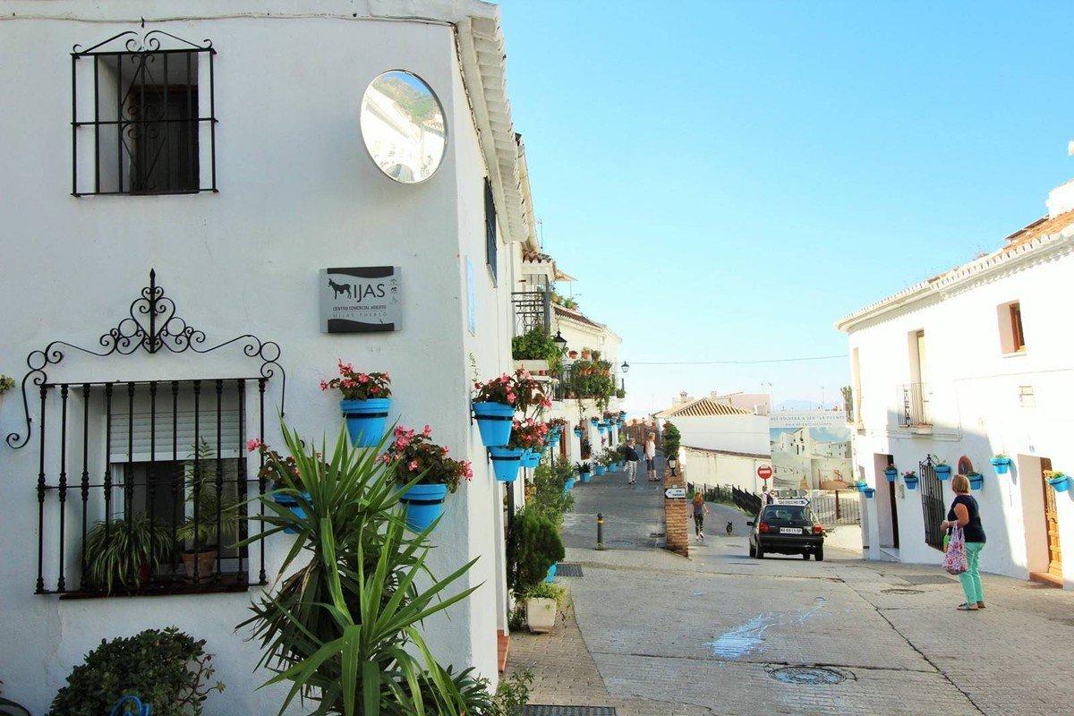 Apartamento a la venta en Mijas