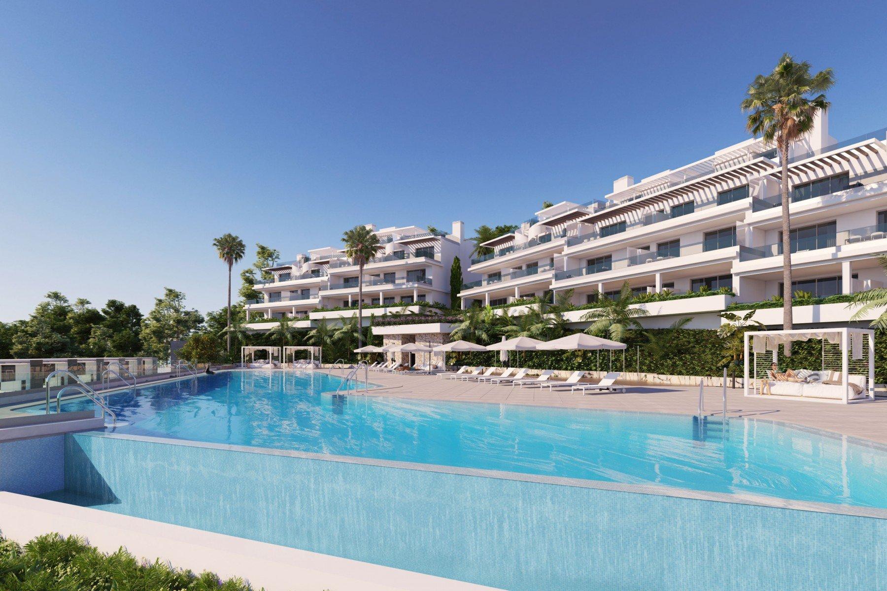 Apartment till salu i Estepona, Marbella West (Estepona)