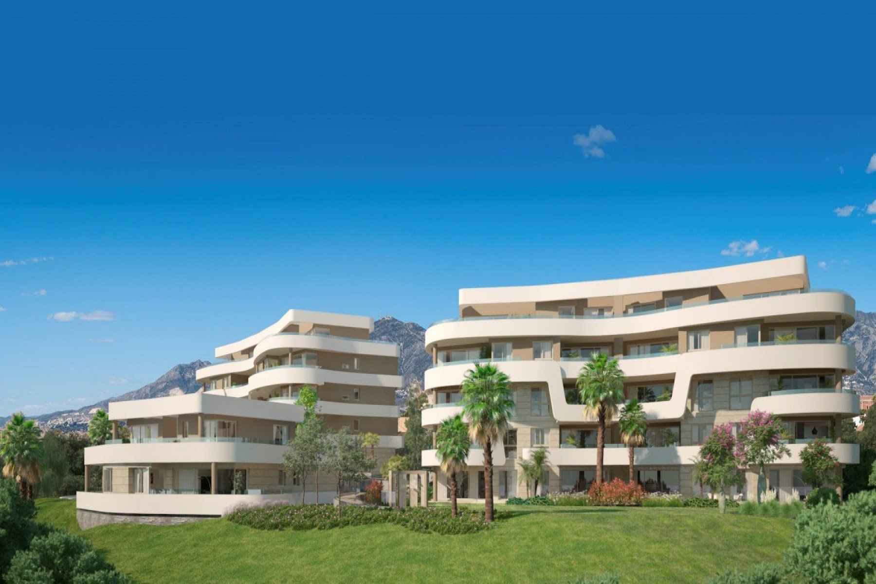 3-bed- apartment for Sale in Mijas