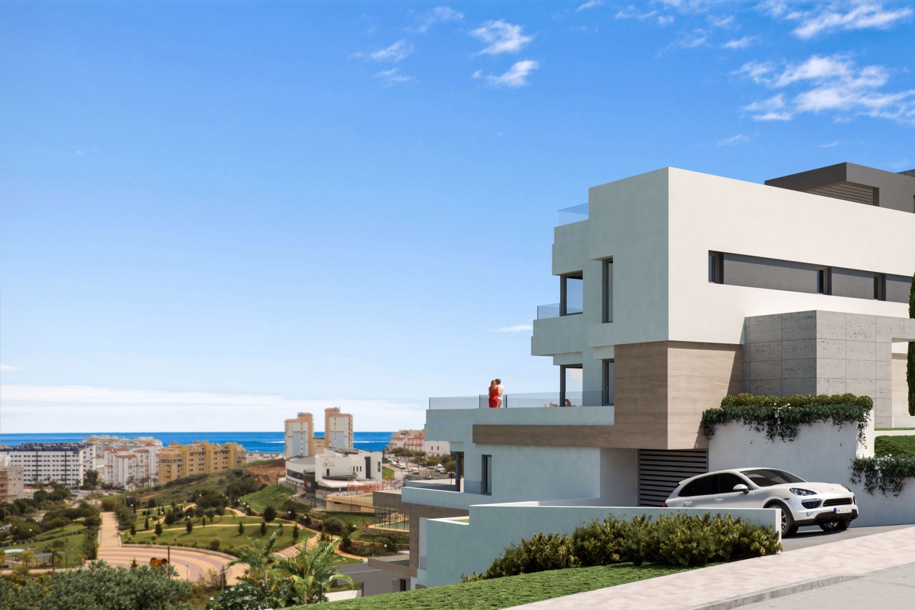 3-bed- apartment for Sale in Estepona Town