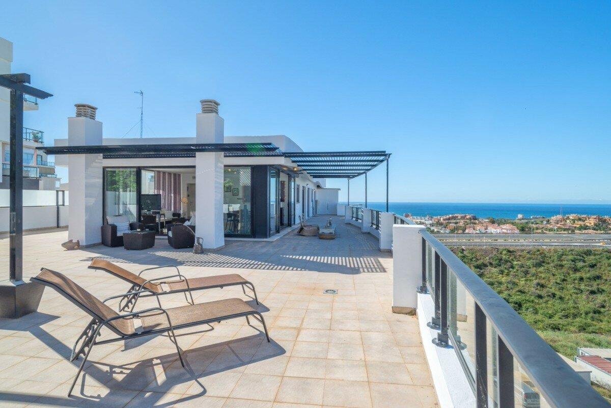 Penthouse for sale in Mijas, Riviera del Sol