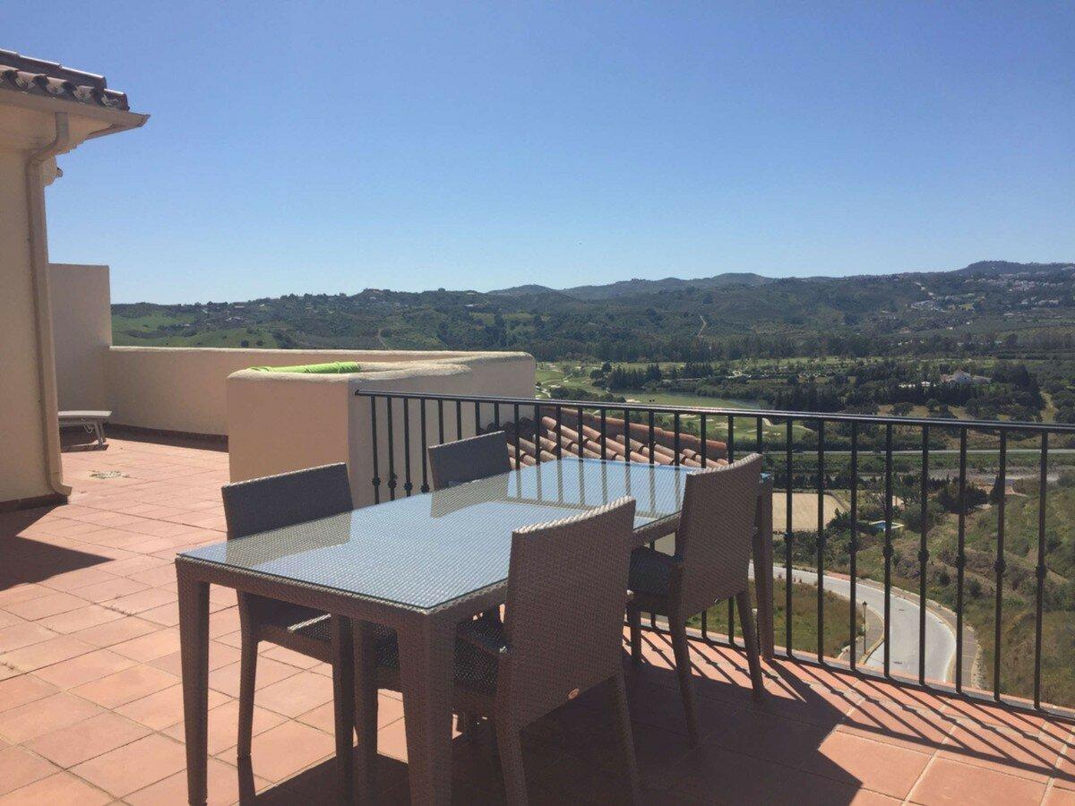 Penthouse for sale in Mijas, La Cala Hills
