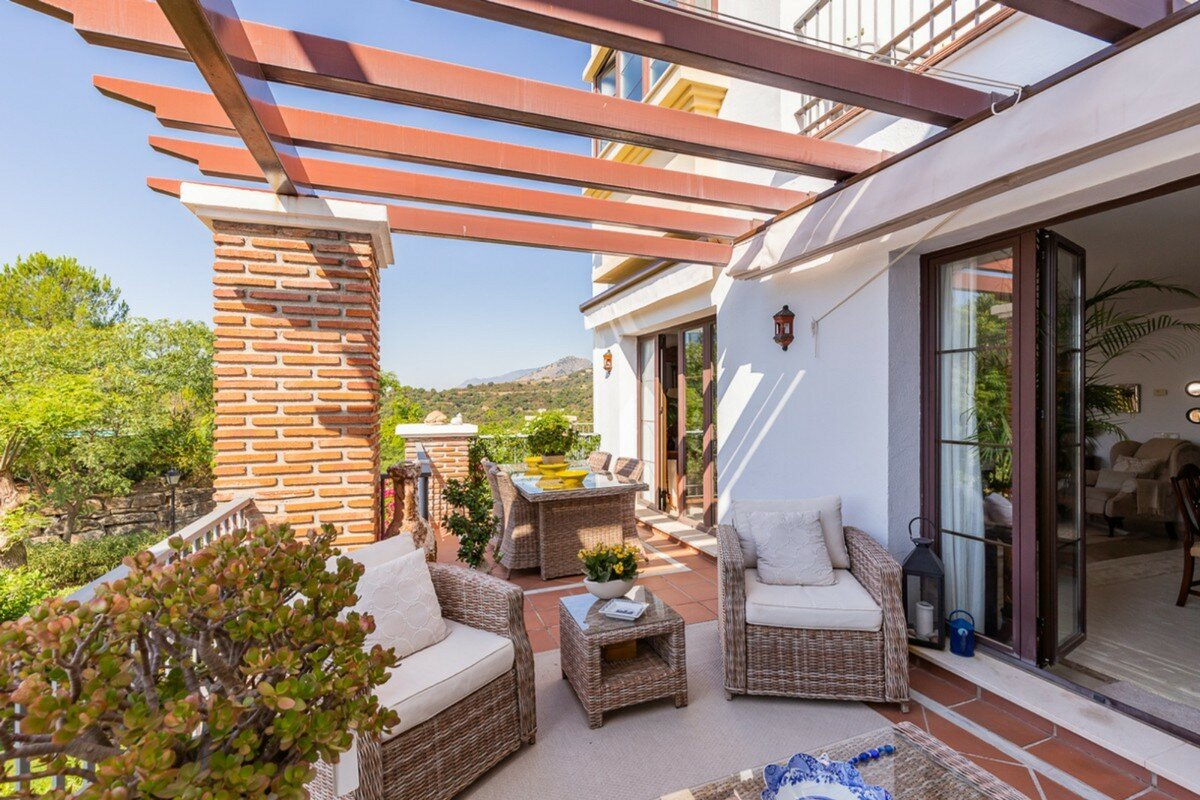 Penthouse for sale in Benahavis, Los Arqueros