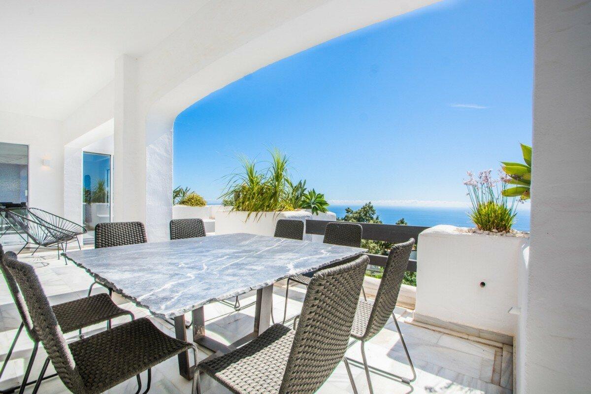 Penthouse for sale in Marbella, La Mairena