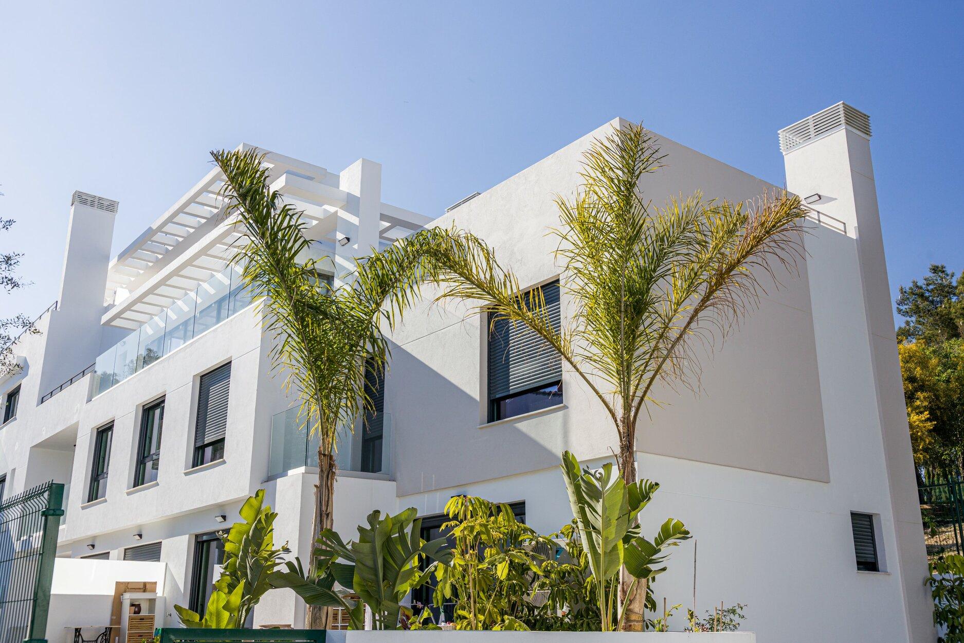 Apartment att hyra i Marbella, Sitio de Nagüeles