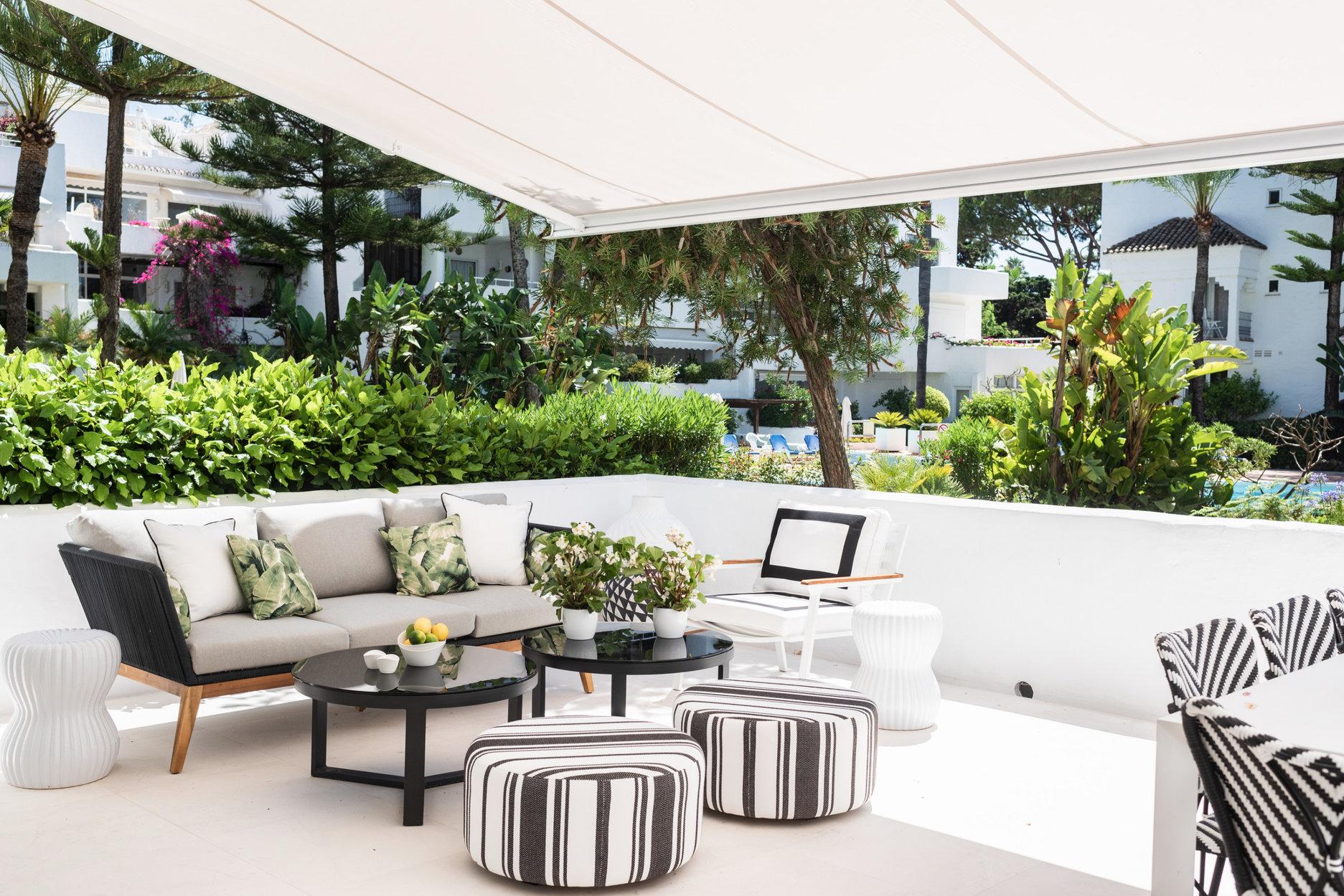 Apartment till salu i Marbella Golden Mile