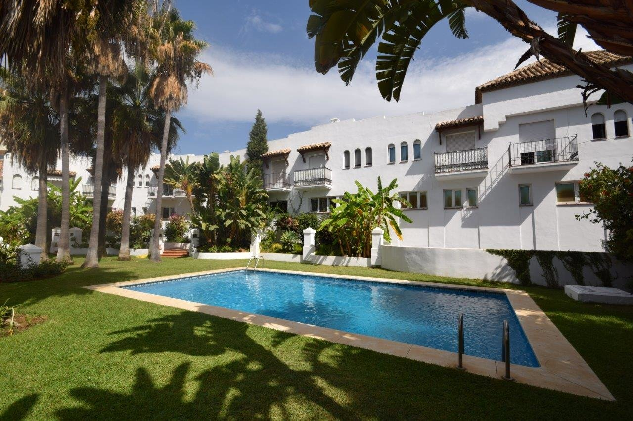 Town house till salu i Marbella