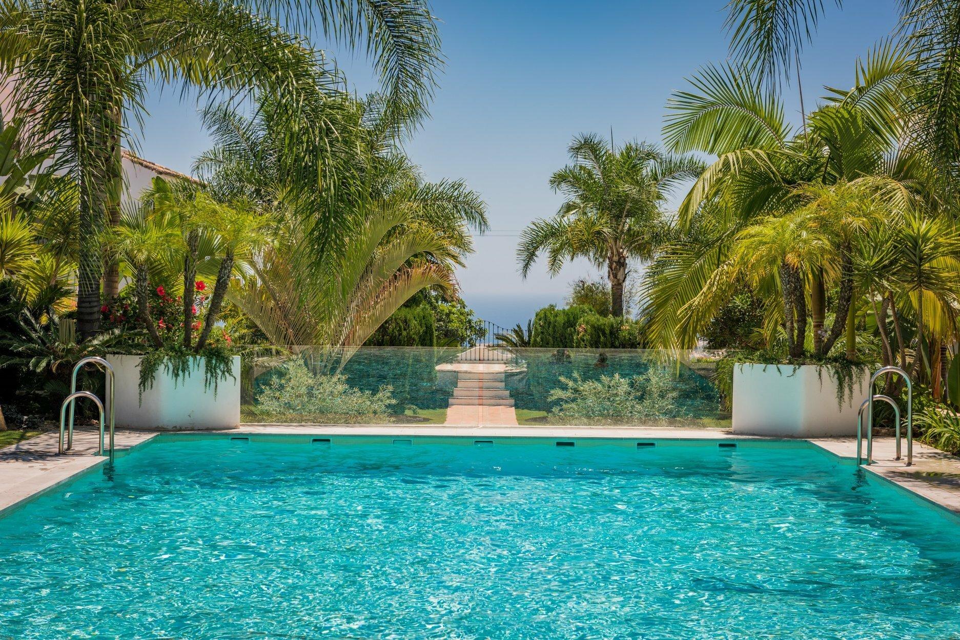 Penthouse att hyra i Marbella, Columbus Hills