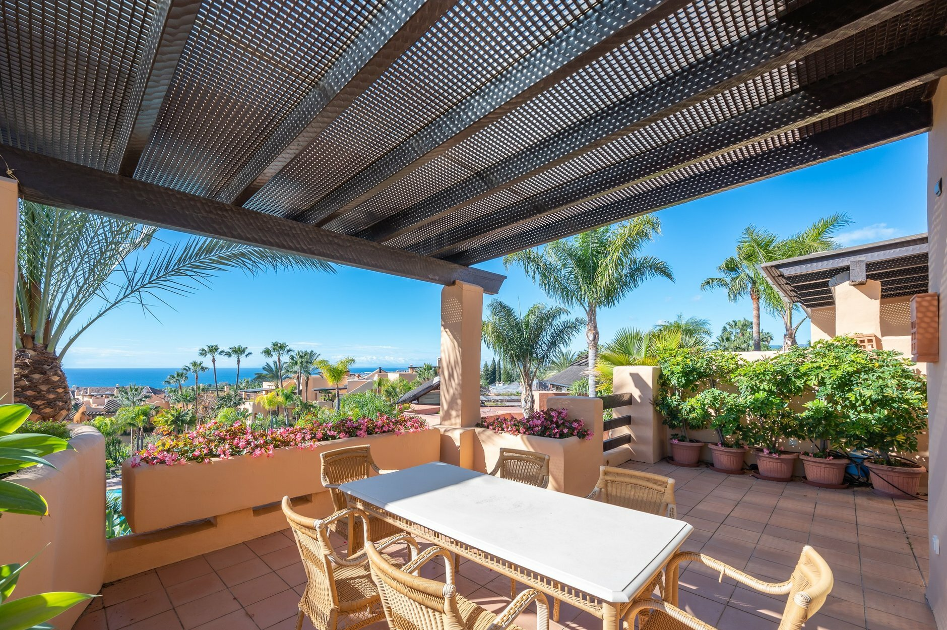 Penthouse for sale in Marbella, Mansion Club