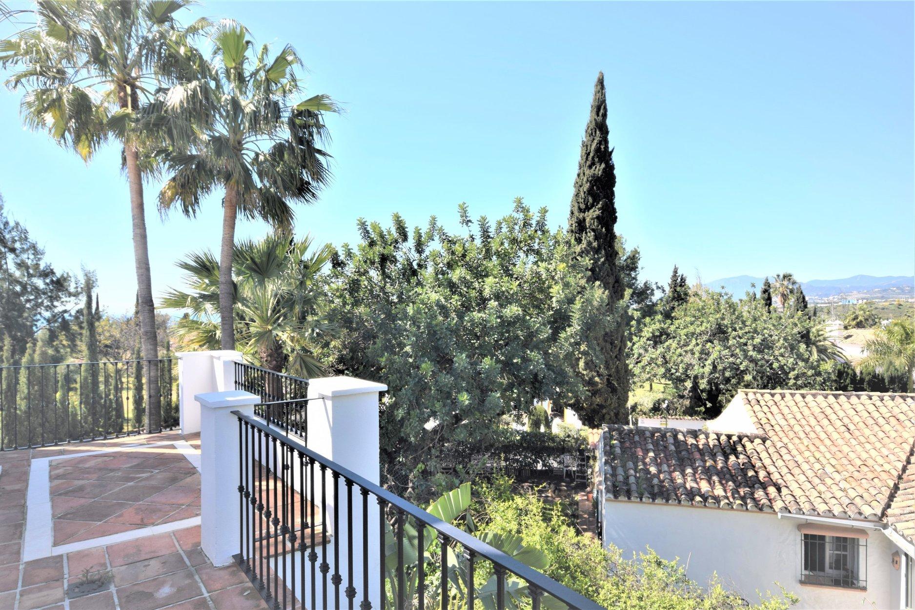 Apartment à louer à Marbella, Montebello Hills