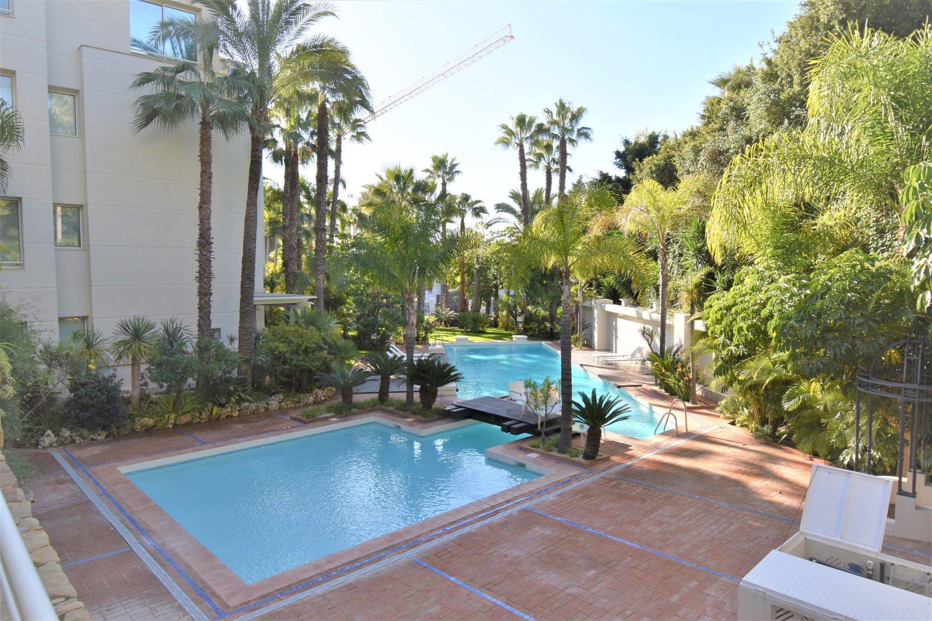 Apartment for sale in Marbella, Retiro de Nagüeles