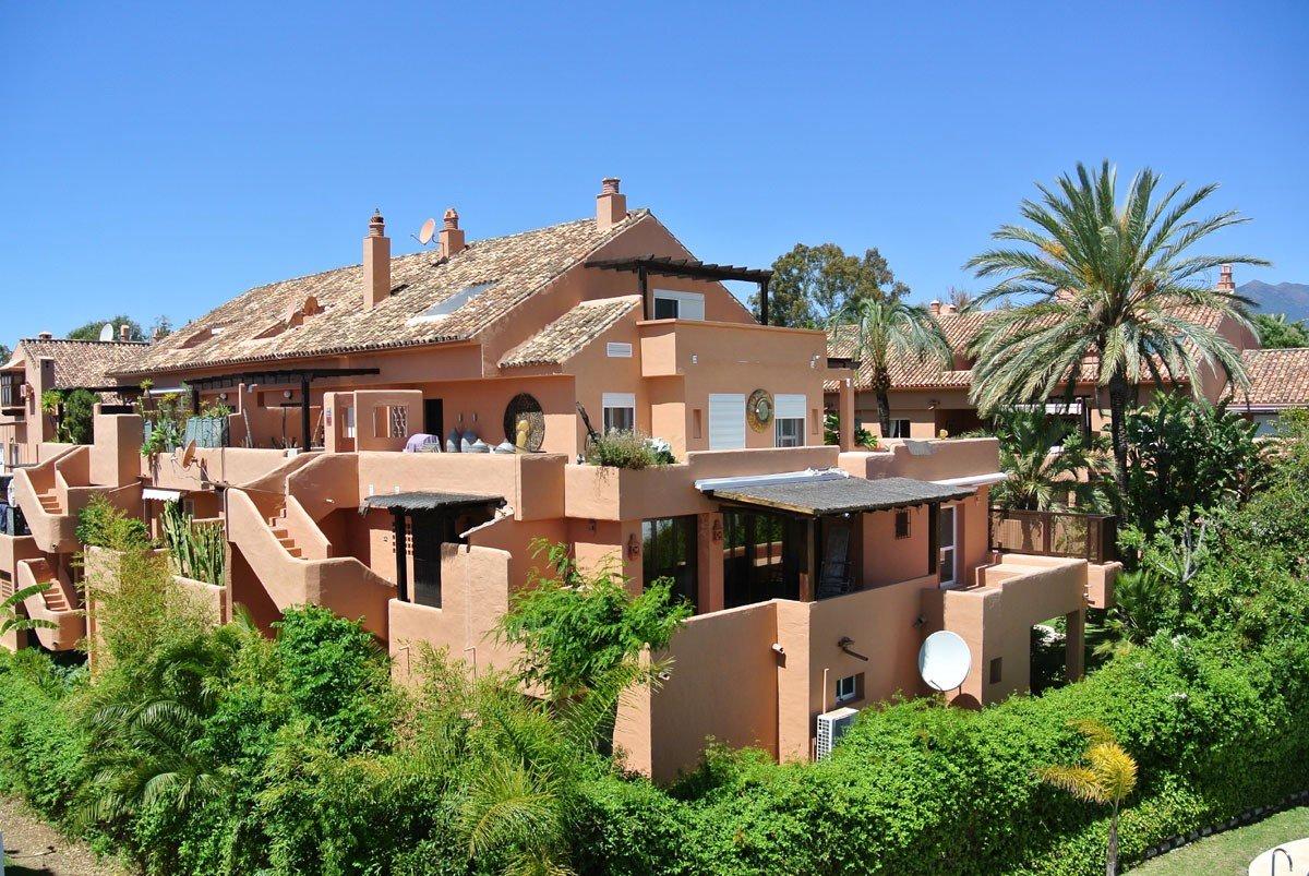 Apartamento a la venta en Marbella Golden Mile