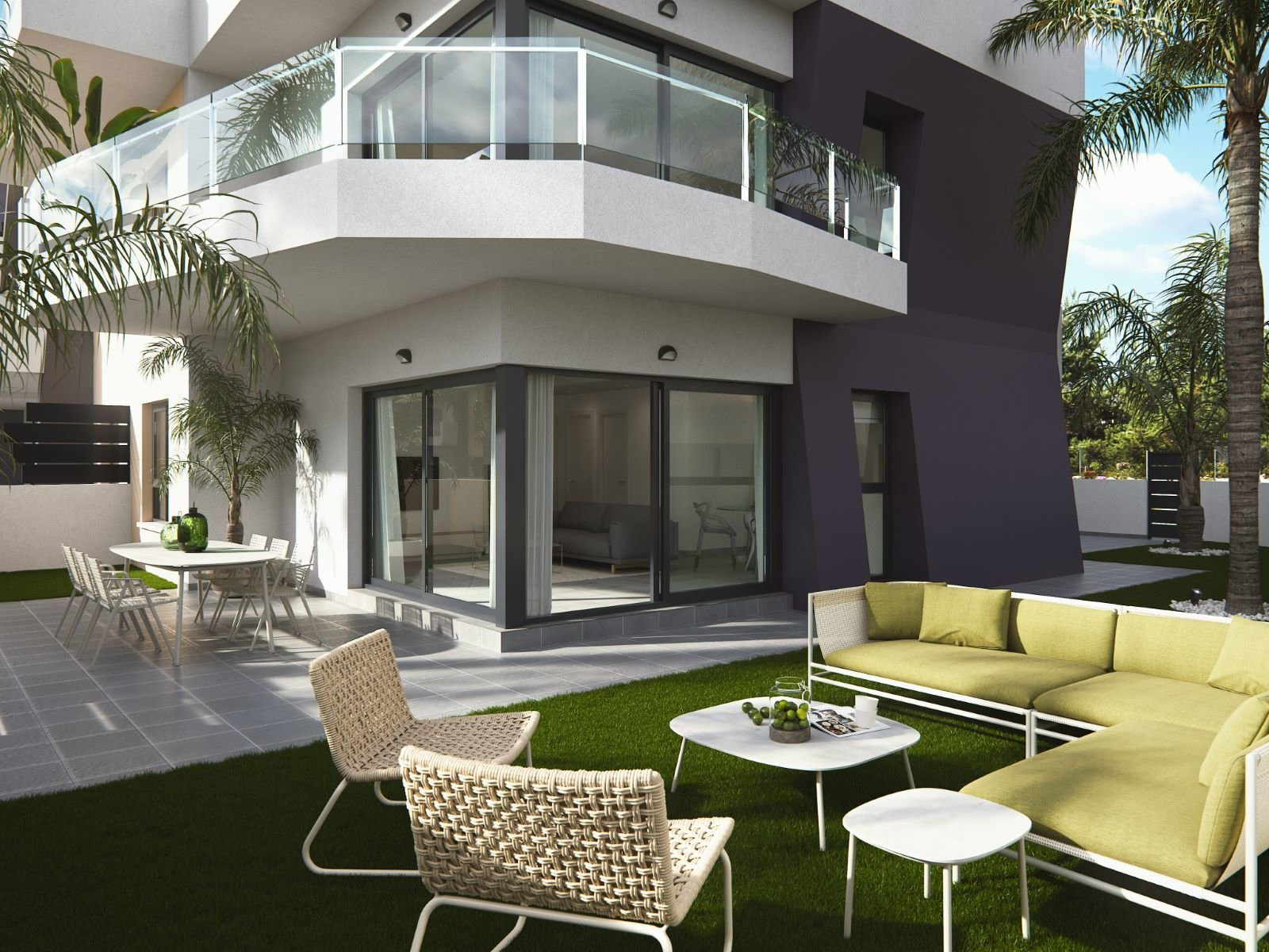 Apartment for sale in Mil Palmeras - Costa Blanca