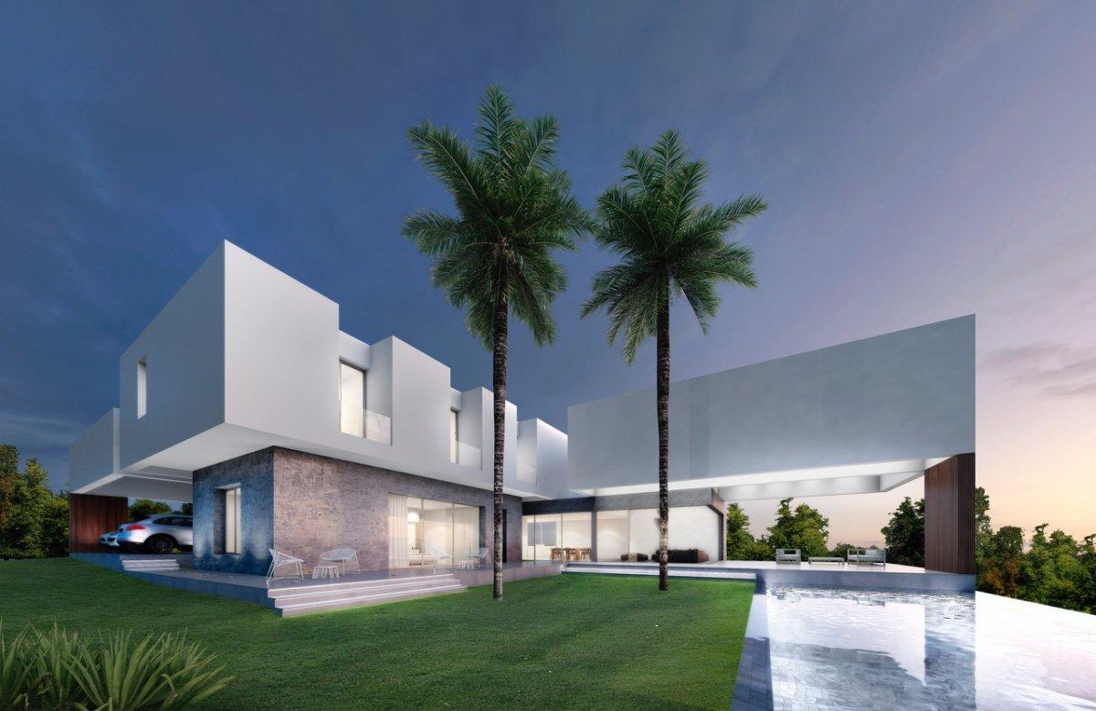 Villa till salu i Benahavis
