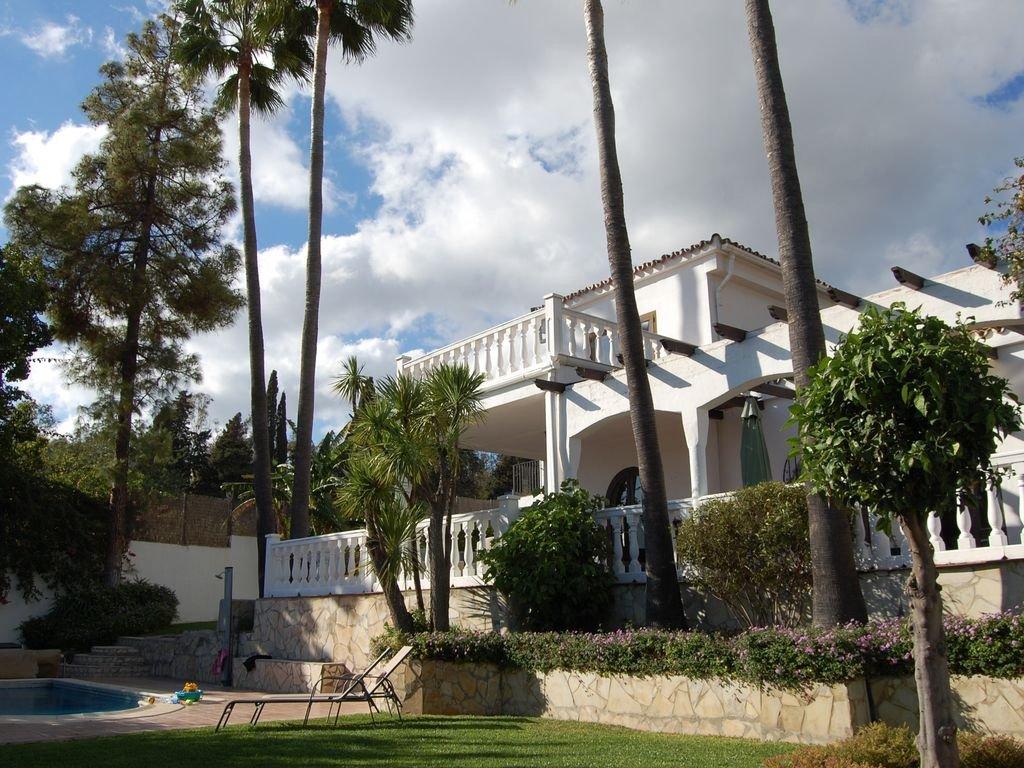 Villa att hyra i Marbella, Marbella Golden Mile