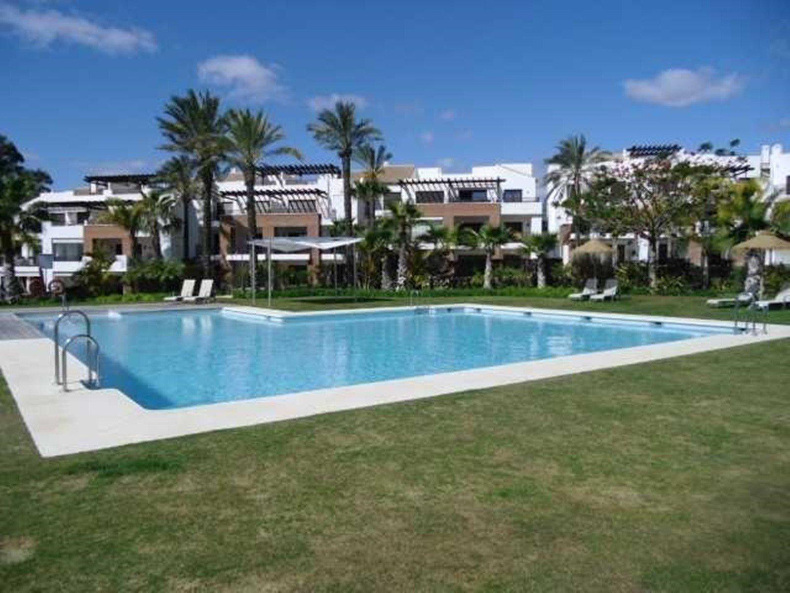 Apartment for sale in Estepona, Palm Gardens