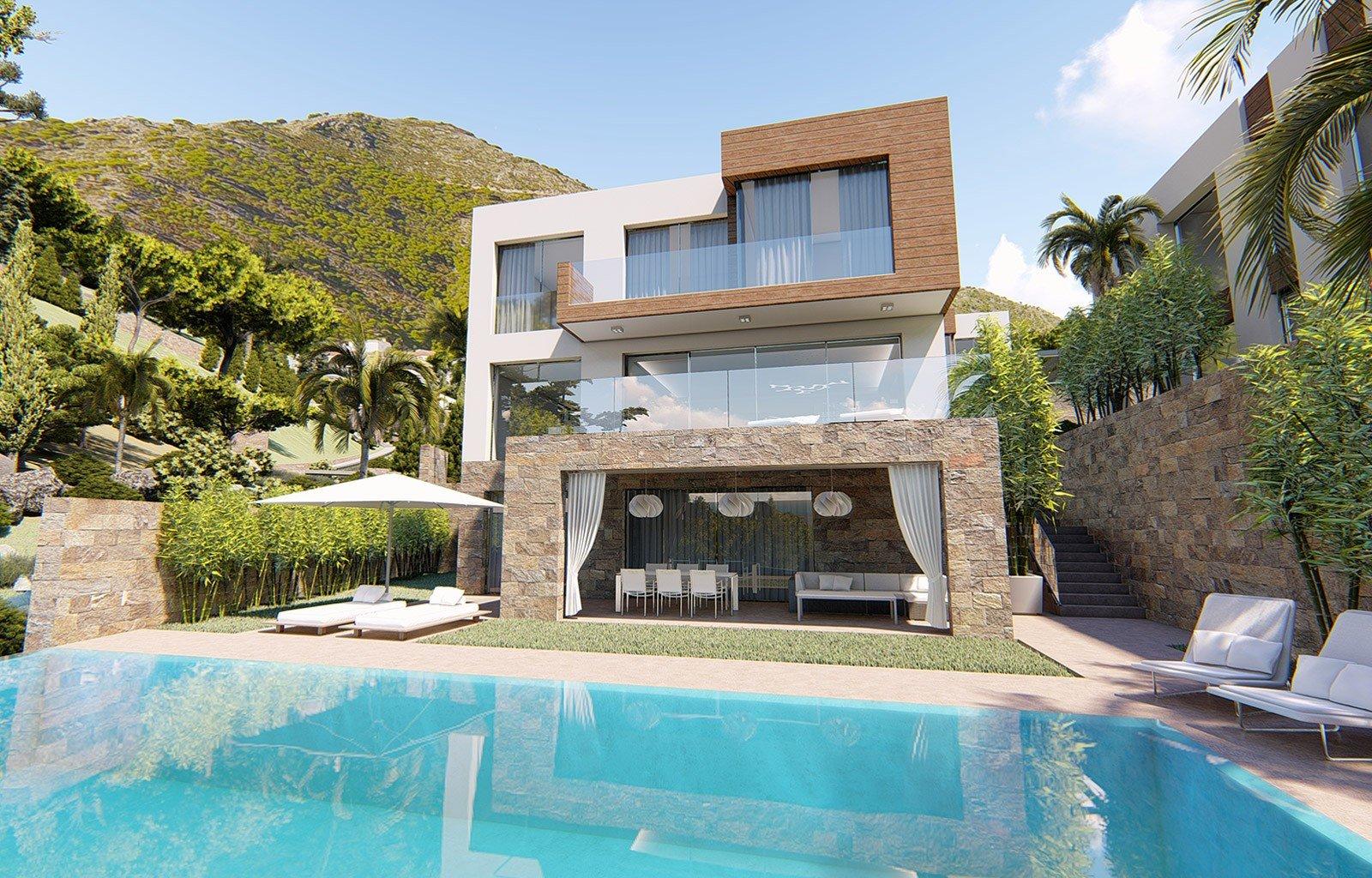 Villa for sale in Mijas, Mijas Pueblo