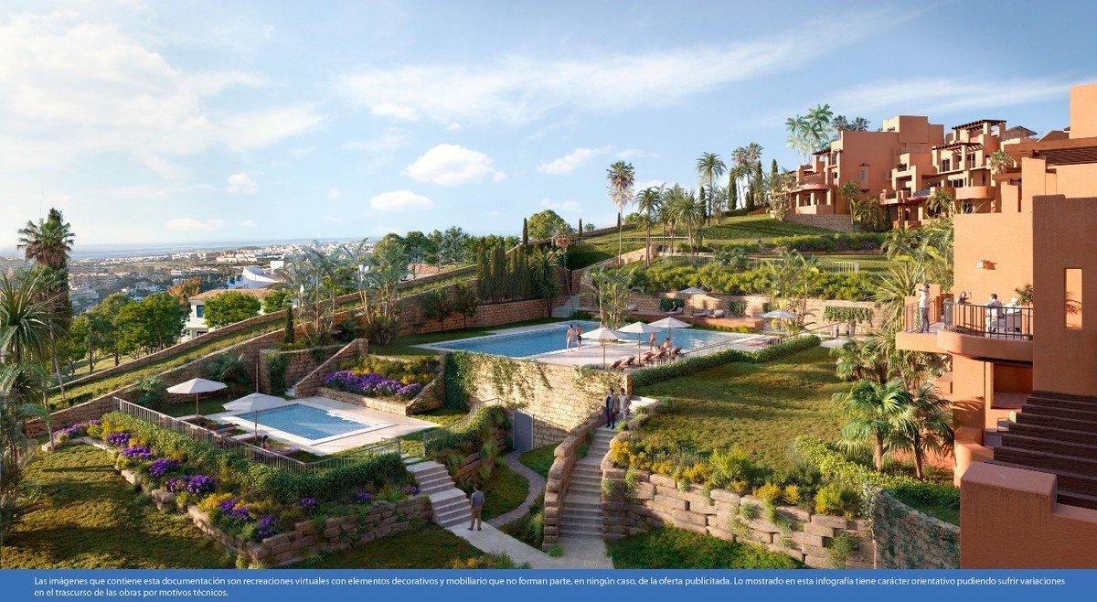 Penthouse te koop in Marbella