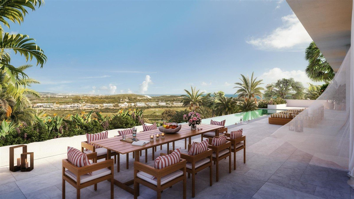 3-bed- penthouse for Sale in Casares