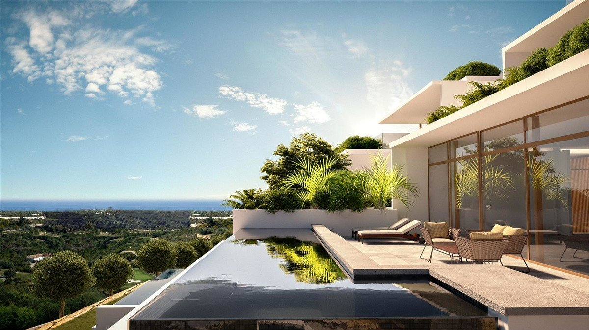 4-bed- penthouse for Sale in Casares