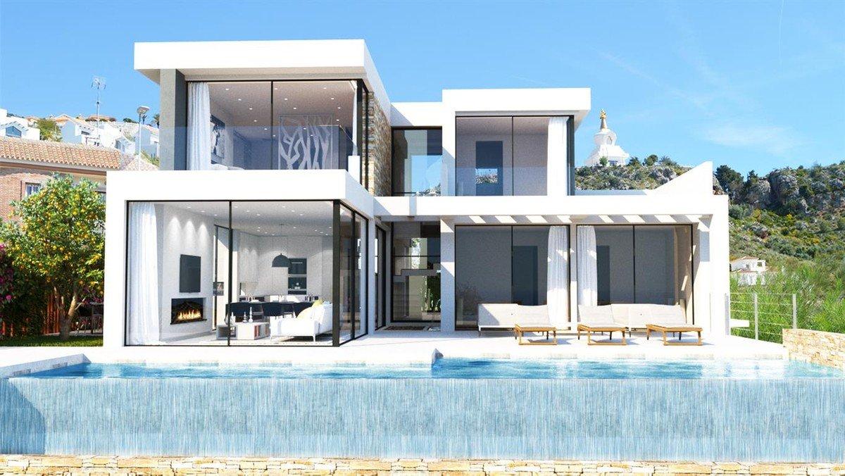 Villa a la venta en Benalmadena