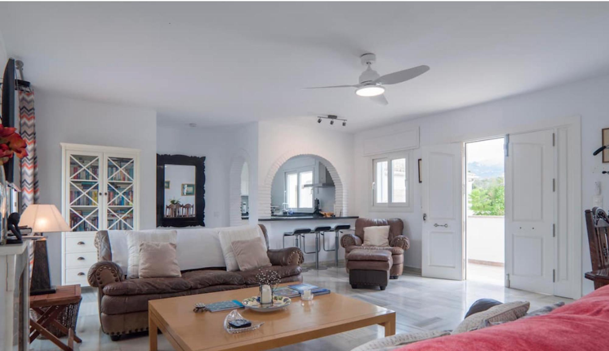 Apartment à louer à Marbella, El Rosario