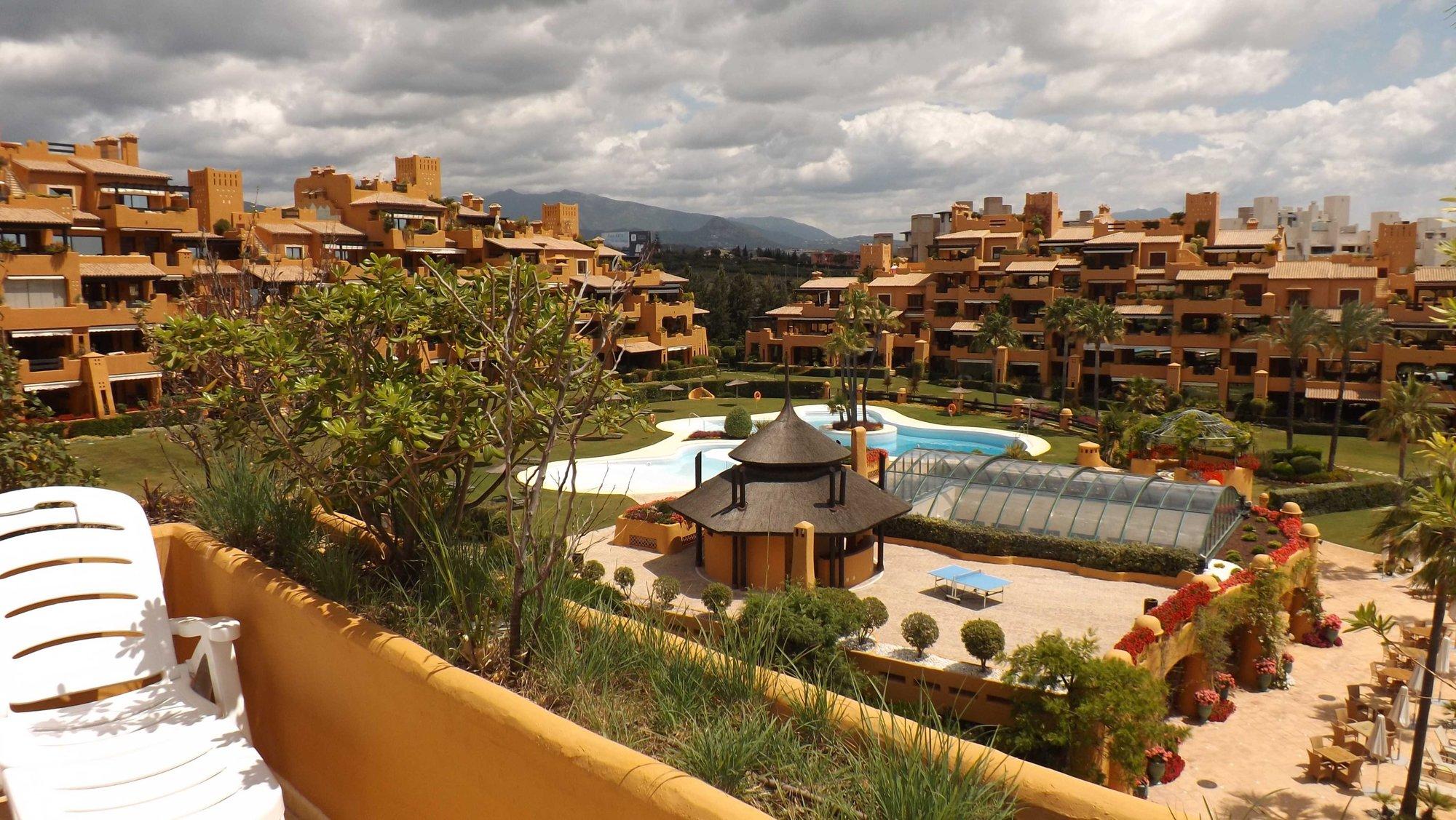 aaa3 Комнатная Квартира в Cancelada, Estepona | M160344