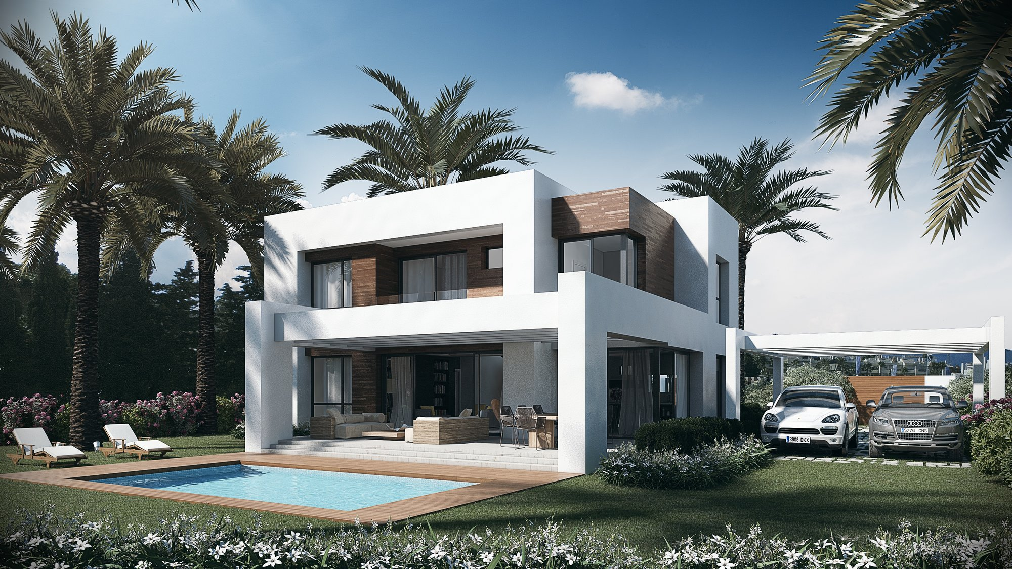 aaa4 bedroom Villa in Atalaya, Estepona | M193056